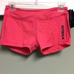 NWT Virus Training Shorts